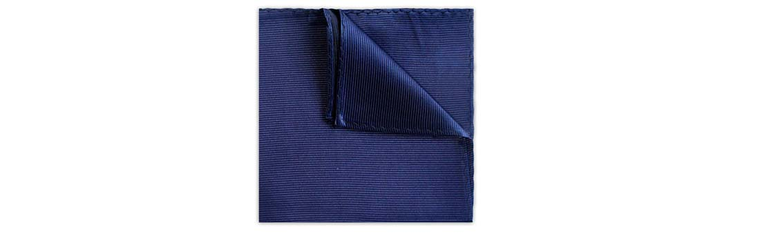 Mix and match ties and pocket squares