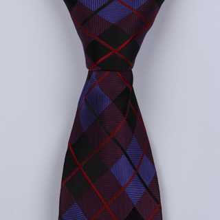 MULTI DIAMOND BOYS TIE