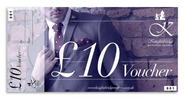 £10 Gift Voucher-0