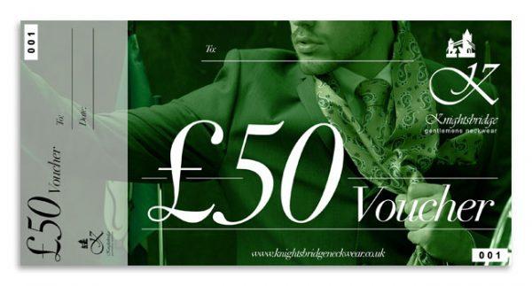 £50 Gift Voucher-0