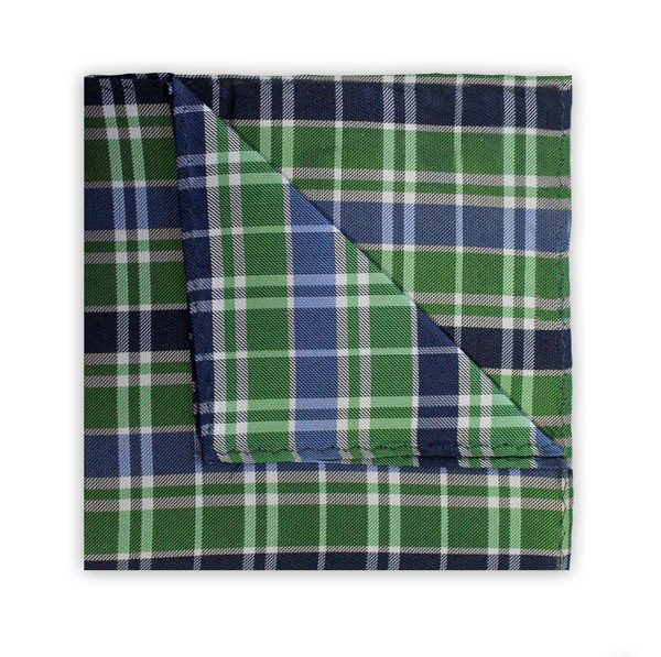 NAVY/BLUE/GREEN CHECK SQUARE-0