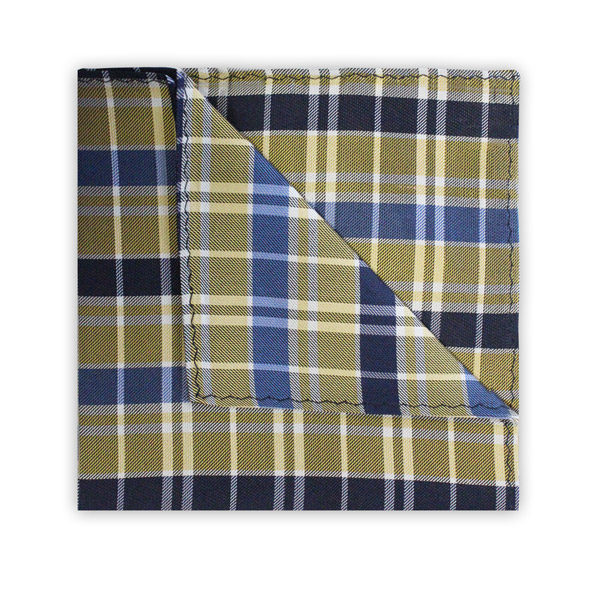 NAVY/BLUE/YELLOW CHECK SQUARE-0