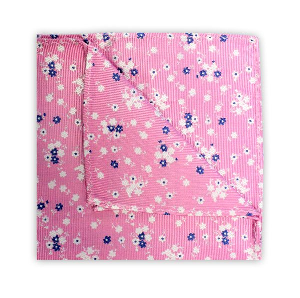 PINK/NAVY/WHITE FLORAL SQUARE-0