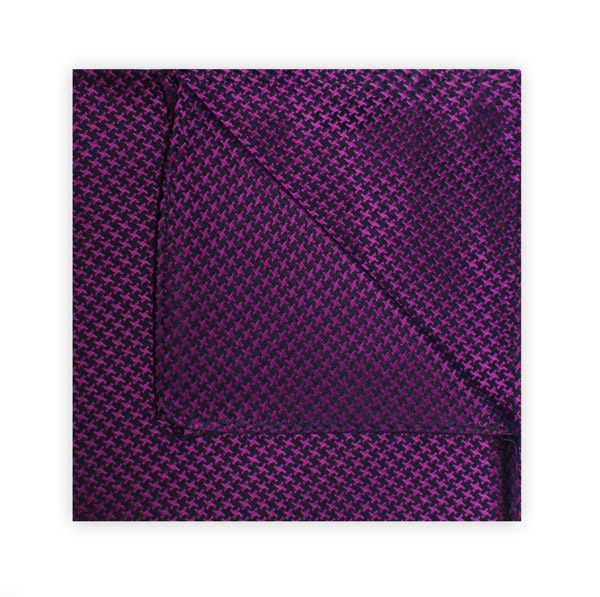 NAVY/PURPLE GEOMETRIC SQUARE-0
