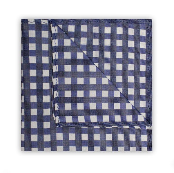 NAVY/WHITE GINGHAM SQUARE-0