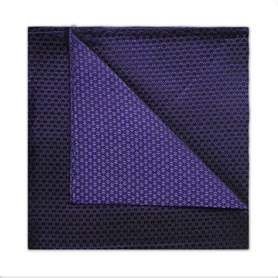PURPLE GEOMETRIC SQUARE-0