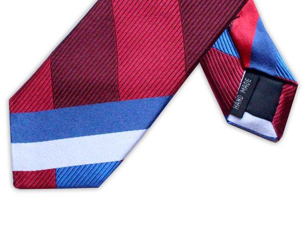 RED/WHITE/BLUE STRIPE TIE-0