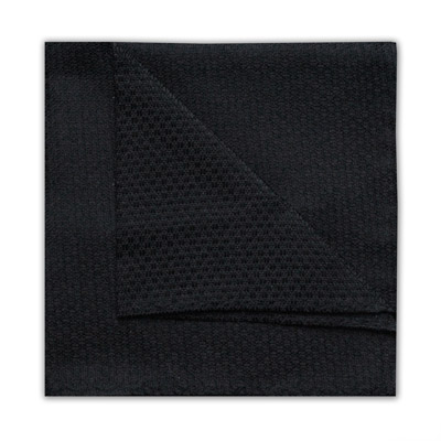 BLACK GEOMETRIC SQUARE-0
