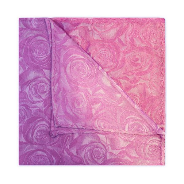 BABY PINK ROSE EFFECT SQUARE-0