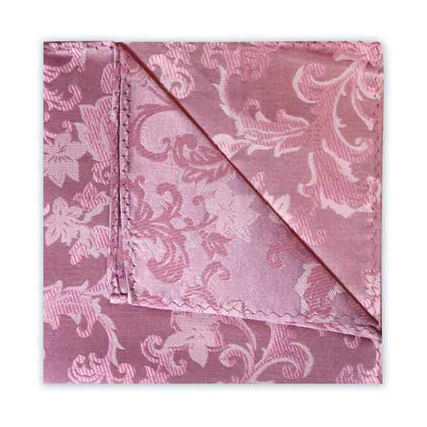 BABY PINK FLORAL SQUARE-0