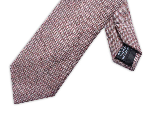 Speckled SOFT PINK TIE