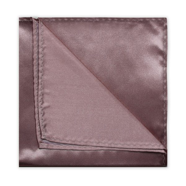 DUSK PINK POLY SATIN SQUARE-0