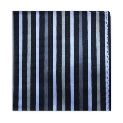 BLACK & GREY STRIPE SQUARE-0