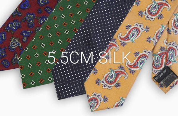 5.5cm Silk