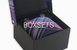 Tie and Cufflink Sets