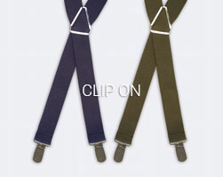 Clip On Braces