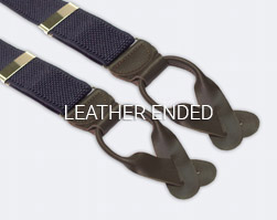 Leather Ended Braces