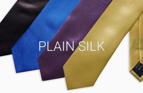 Plain Silk
