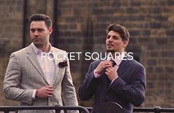 Wedding Pocket Squares