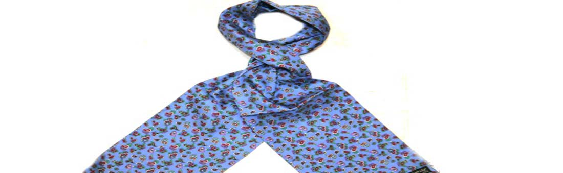 mens paisley silk scarves
