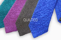 Quilted Silk