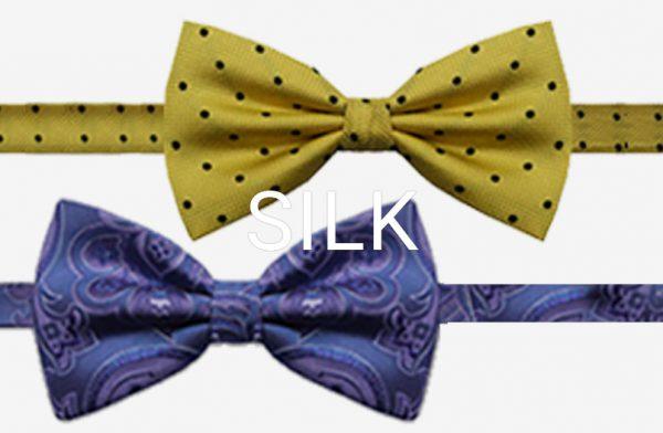 Silk Bow Ties