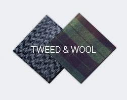 Tweed/Wool Squares