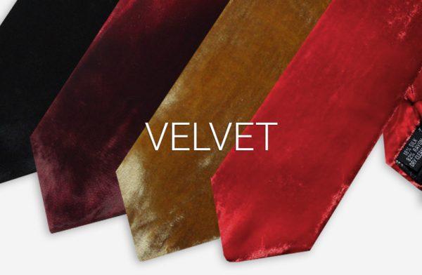 Velvet Ties
